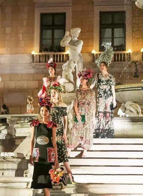 DG是什么牌子 意大利的奢侈品牌杜嘉班纳