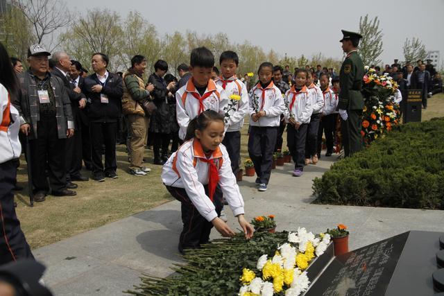 三门峡英烈郭迎辉在台儿庄战役中牺牲,他的亲人,如今在哪里?